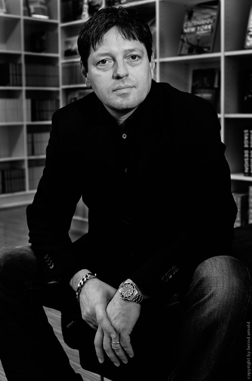 publisher Ralf Daab Portrait